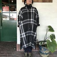 【DOMINGO】オーバーシャツワンピース