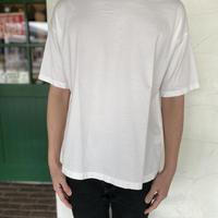 【RINEN】60/2天竺 半袖ワイドTシャツ