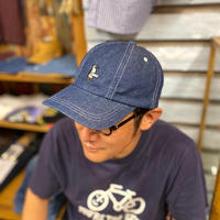 【CHUMS】 BOOBY DENIM CAP