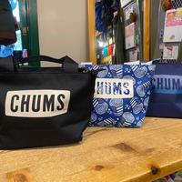 """【CHUMS】 """"エコチャムスロゴミニトートバッグ"""""""