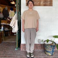 【7th GATE】 LIFEロゴワイドTシャツ