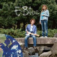 【CDシングル】E-Blue|愛の風 君の笑顔 / 花火