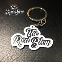 The Red Blow ロゴ キーホルダー