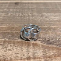Hermès Vintage(エルメス ヴィンテージ)  Sterling Silver Ring【SS19-2VH-9】(N)