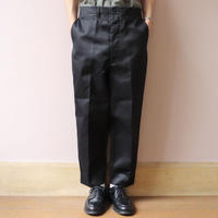UNITUS(ユナイタス) FW19 Center Darts Pant Black【UTSFW19-P04】(N)