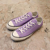 CONVERSE コンバース CHUCK TAYLOR ALL STAR '70-OX  WASHED LILAC/EGRET/EGRET 164405C  CT70 (N)