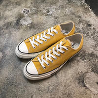 CONVERSE  コンバース  CHUCK TAYLOR ALL STAR '70-OX  SUNFLOWER/BLACK/EGRET 162063C  CT70 (N)