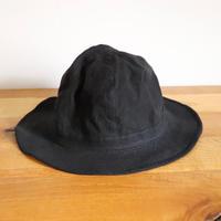 SOWBOW  蒼氓  久留米絣 太陽帽 INK BLACK【SBCA02-3C】 (N)