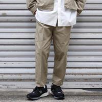 UNITUS(ユナイタス) Easy Dress Pants Beige【UTSFW20-P02】(N)