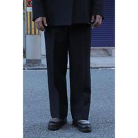 UNITUS(ユナイタス) Classic Wide Pants Navy【UTSFW20-P03】(N)