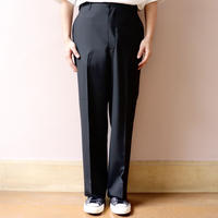 UNITUS(ユナイタス) SS20 Easy Wide Pants Black【UTSSS20-P03】(N)