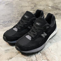 NEW BALANCE M992BL BLACK (N)