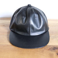 SOLARIS HATMAKERS & Co. BASEBALL CAP DOWNTOWN BLACK【19AW01006】(N)