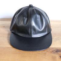 SOLARIS HATMAKERS & Co. BASEBALL CAP DOWNTOWN BLACK【19AW01006】(N)