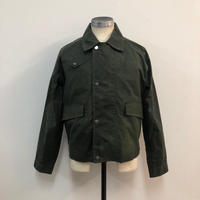 UNITUS(ユナイタス) FW17 Wading Jacket Olive (Wax Cotton)【UTSFW17-J06】