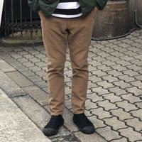 UNITUS(ユナイタス) FW18 Skinny Pant Beige 【UTSFW18-P04】