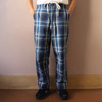 e.sen イーセン thomas blue grey check 【esenfw19p05】(N)