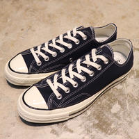 CONVERSE コンバース CHUCK TAYLOR ALL STAR '70-OX(NAVY)OBSIDIAN/EGRET/BLACK 164950C CT70