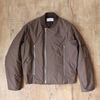 UNITUS(ユナイタス) Flight Jacket  (Limonta) Brown【UTSFW20-J04】