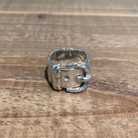 Hermès Vintage(エルメス ヴィンテージ)  Sterling Silver Ring【SS19-2VH-1】(N)