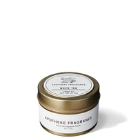 APOTHEKE FRAGRANCE アポテーケ フレグランス TRAVEL TIN CANDLE / White Tea(N)