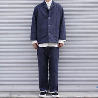 "NOW HAW ノウハウ  ""day"" pajama  denim【P-S01-H】(N)"