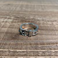 Hermès Vintage(エルメス ヴィンテージ)  Sterling Silver Ring【VH16】(N)