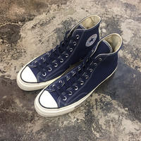 CONVERSE  コンバース  CHUCK TAYLOR ALL STAR '70-HI MIDNIGHT NVY/BLK/EGR 157438C  CT70 (N)