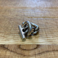 Hermès Vintage(エルメス ヴィンテージ)  Sterling Silver Ring【SS19-VH14】(N)