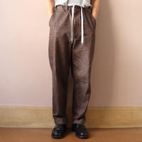 e.sen イーセン thomas brown denim【esenfw19p02】(N)