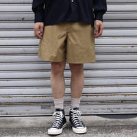 SOLARIS&Co.(ソラリスアンドコー)  SOLOTEX EASY SHORTS BEIGE【S20SS-SR15】