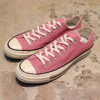 CONVERSE コンバース CHUCK TAYLOR ALL STAR '70-OX  MAGIC FLAMINGO/EGRET/BLACK 164952C CT70 (N)
