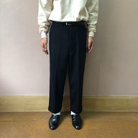 UNITUS(ユナイタス) FW18 Center Darts Pant Black 【UTSFW18-P06】(N)