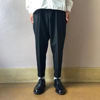 UNITUS(ユナイタス) FW18 2Tucks Pant Black【UTSFW18-P02】(N)