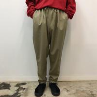 UNITUS(ユナイタス) SS18 Pajamas Pants  Olive Beige【UTSSS18-P02】