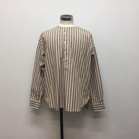 UNITUS(ユナイタス) FW18 Pullover Shirt Beige【UTSFW18-S05】(N)