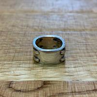 Hermès Vintage(エルメス ヴィンテージ)  Sterling Silver Ring【VH10】(N)