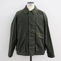 UNITUS(ユナイタス) FW19 Wading Jacket (Wax) Olive【UTSFW19-J06】(N)