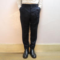 UNITUS(ユナイタス) FW16 PEG TOP PANTS NAVY【UTSFW16-P01】