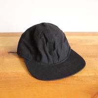 SOWBOW  蒼氓  久留米絣 6 PANEL CAP INK BLACK【SBCA01-3A】 (N)