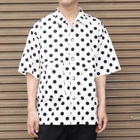 TEN BOX テンボックス Drug dealer shirt White(N)