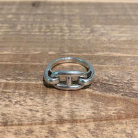 Hermès Vintage(エルメス ヴィンテージ)  Sterling Silver Ring【SS19-2VH-8】(N)