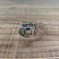 Hermès Vintage(エルメス ヴィンテージ)  Sterling Silver Ring【VH07】(N)