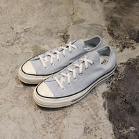 CONVERSE コンバース CHUCK TAYLOR ALL STAR '70 SUEDE-OX  POLAR BLUE/BLACK/EGRET 166218C CT70 (N)