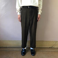 UNITUS(ユナイタス) FW18 Center Darts Pant Dark Green 【UTSFW18-P06】(N)