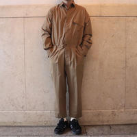 UNITUS(ユナイタス) SS20 Atelier Jump Suits Beige【UTSSS20-S01 】(N)