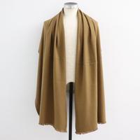 loomer ルーマー Wool Silk Stole Mustard【PR18AW-ST007-1】(N)