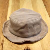 CREPUSCULE クレプスキュール pork pie hat Brown【1903-013】(N)
