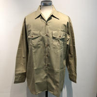 【PIGU HOUSE  VINTAGE】USA DEDI Western Shirts【No,22】