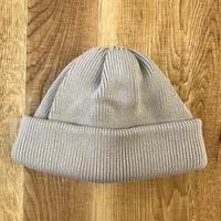 CREPUSCULE クレプスキュール knit cap 2 1803-014  Beige(N)